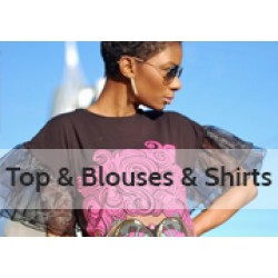 Top & Blouses & Shirts