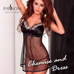 Passion Chemise and Dress