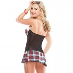 Coquette Kissable Schoolgirl Chemise UK 8 to 14
